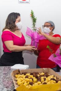 Servidoras do HM de Ji Paraná são homenageadas com café da manhã