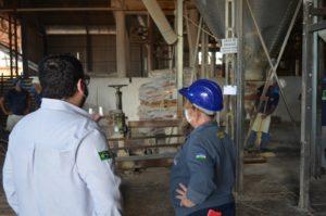 Ipem intensifica ações de fiscalização em Vilhena; empresas de construção e indústrias de ração animal foram autuadas