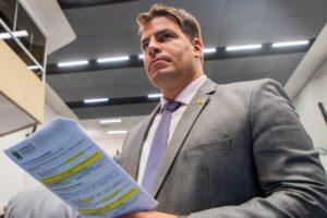 Deputado Estadual Capitão Contar - (Foto: Assessoria de Imprensa )