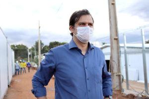 Deputado Thiago Silva (MDB) alerta que o corte de energia elétrica está proibido no período de 90 dias (Foto – Arquivo)