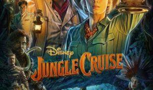 """Lenha na Fogueira e o filme. """"Jungle Cruise"""" e com a revitalização do Teatro Banzeiros"""